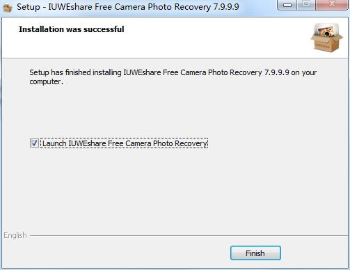 IUWEshare Free Camera Photo Recovery